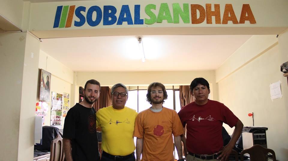 La donazione a Geologia Senza Frontiere Onlus per la realizzazione di corsi di formazione per Tutela del territorio e sicurezza alimentare in Bolivia