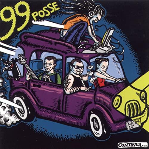 99Posse – Odio / Rappresaglia