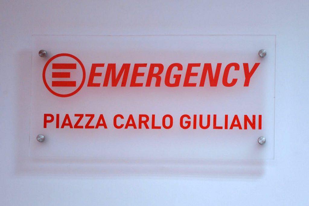 Il Poliambulatorio di Emergency a Ponticelli