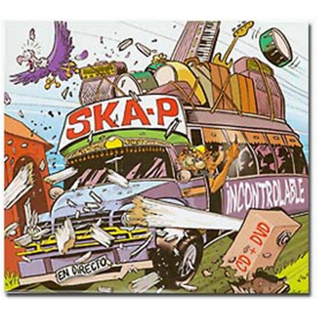 Ska-p – Solamente por pensar