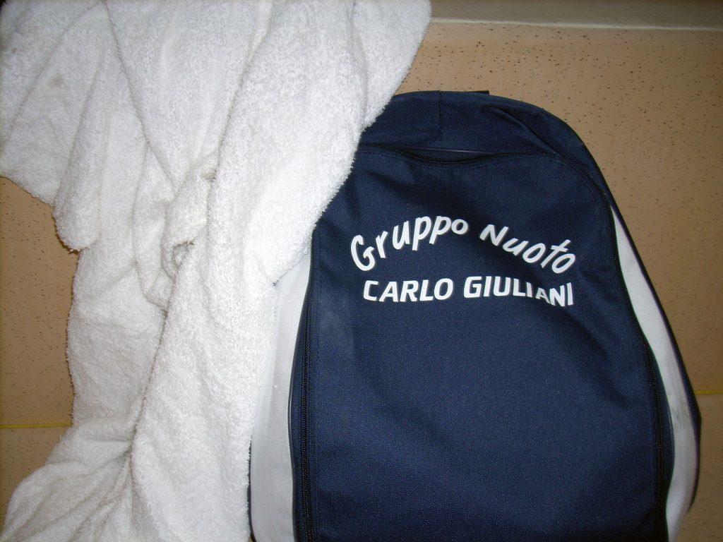 In campo il nuoto! di Opera Nomadi di Genova
