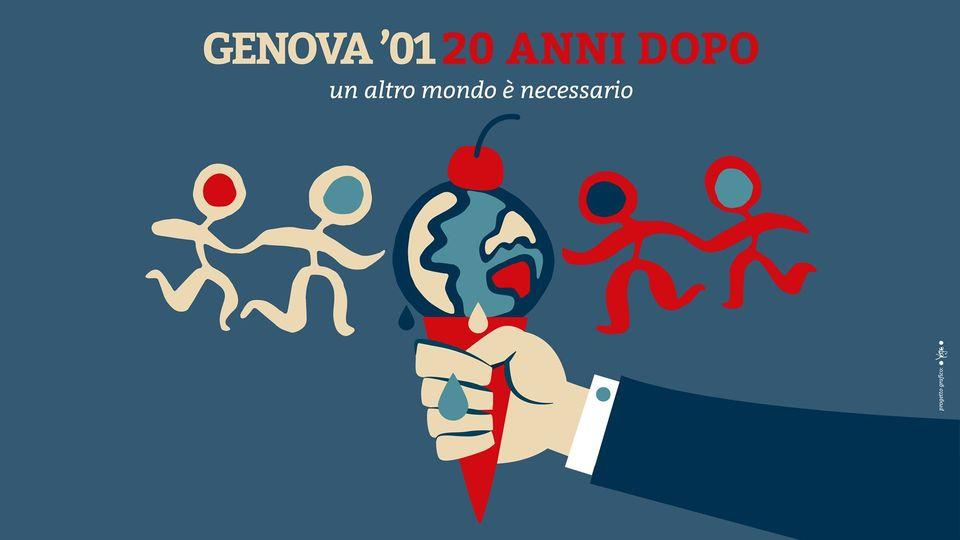 PROGRAMMA della Rete GENOVA2001-VENTANNI DOPO UN ALTRO MONDO E' NECESSARIO
